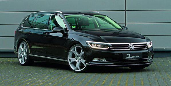 Reprogramar a centralina do Volkswagen Passat B8