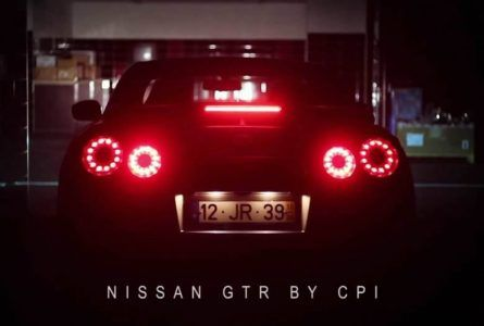 Nissan GTR 35 by Car Power Improvement