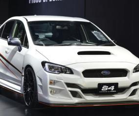 Subaru Impreza WRX S4