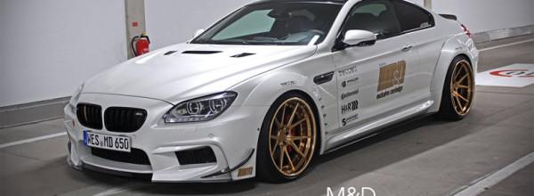 Aumento de potência motor para BMW Série 6 até 510 cavalos de potência