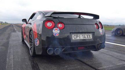 Nissan Skyline GTR R35 da CPI